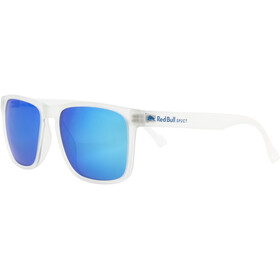 Red Bull SPECT Leap Lunettes de soleil, x'tal clear/smoke-turquoise